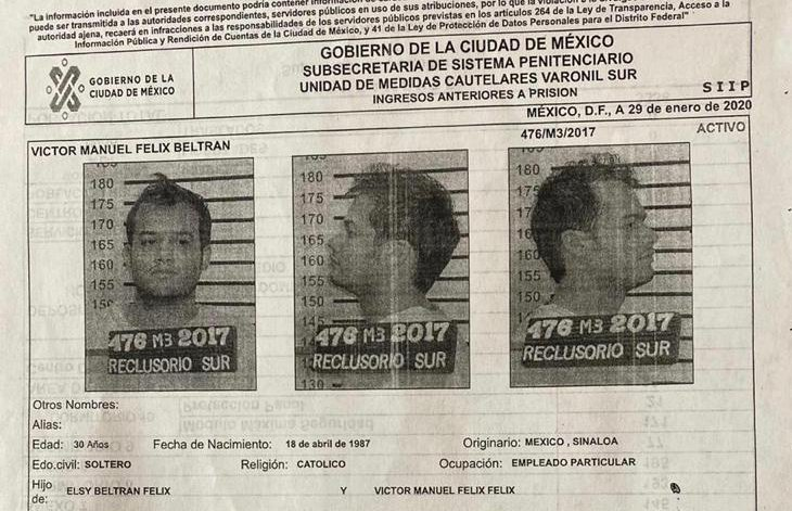 3 inmates facing US extradition driven out of Mexican jail