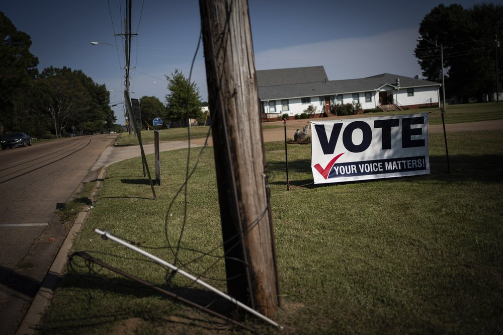 The struggle is still not over, Black voting is still troubled in Miss.