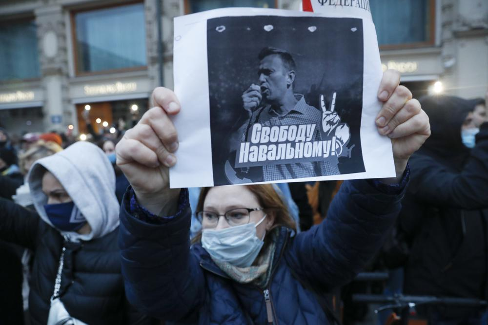 Alexei Navalny to end prison hunger strike on 24th day