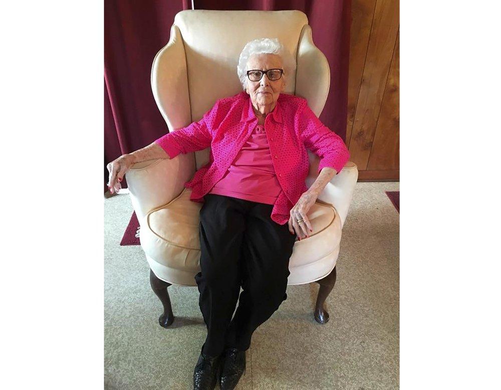 Helen Viola Jackson of Missouri believed to be last Civil War widow, dies