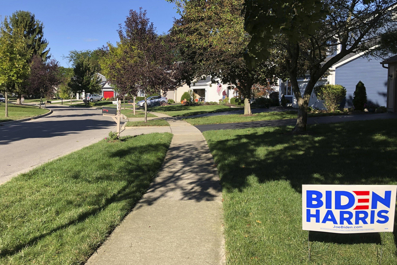 Trump's Ohio suburb slide signals peril in industrial north
