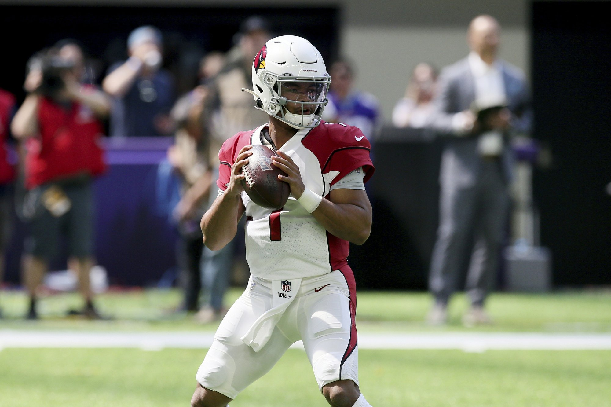 NFL 2019: As QB running numbers rise, bring on Kyler Murray
