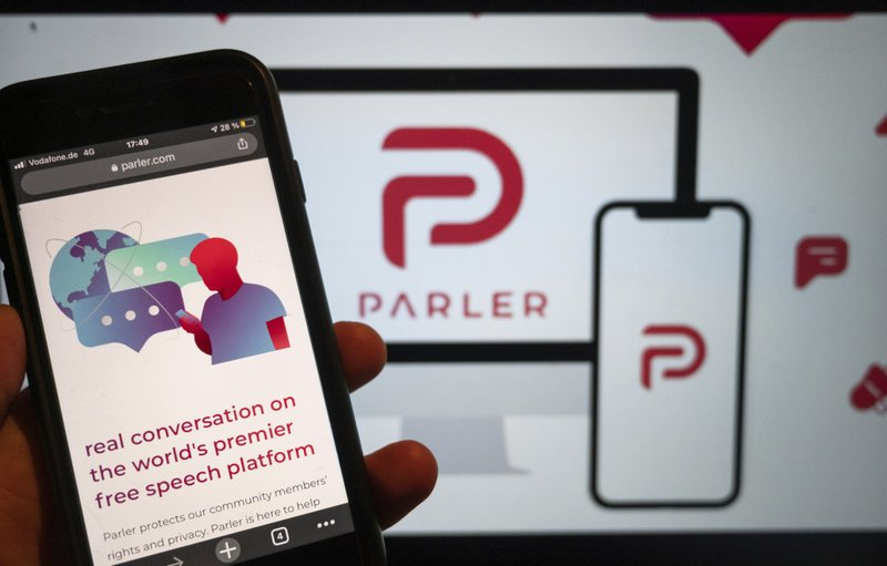 'They fired me,' John Matze CEO of Parler says