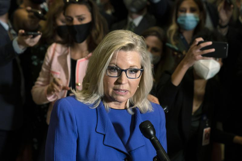 House Republicans Ready to Get Rid of Liz Cheney From Leadership Post