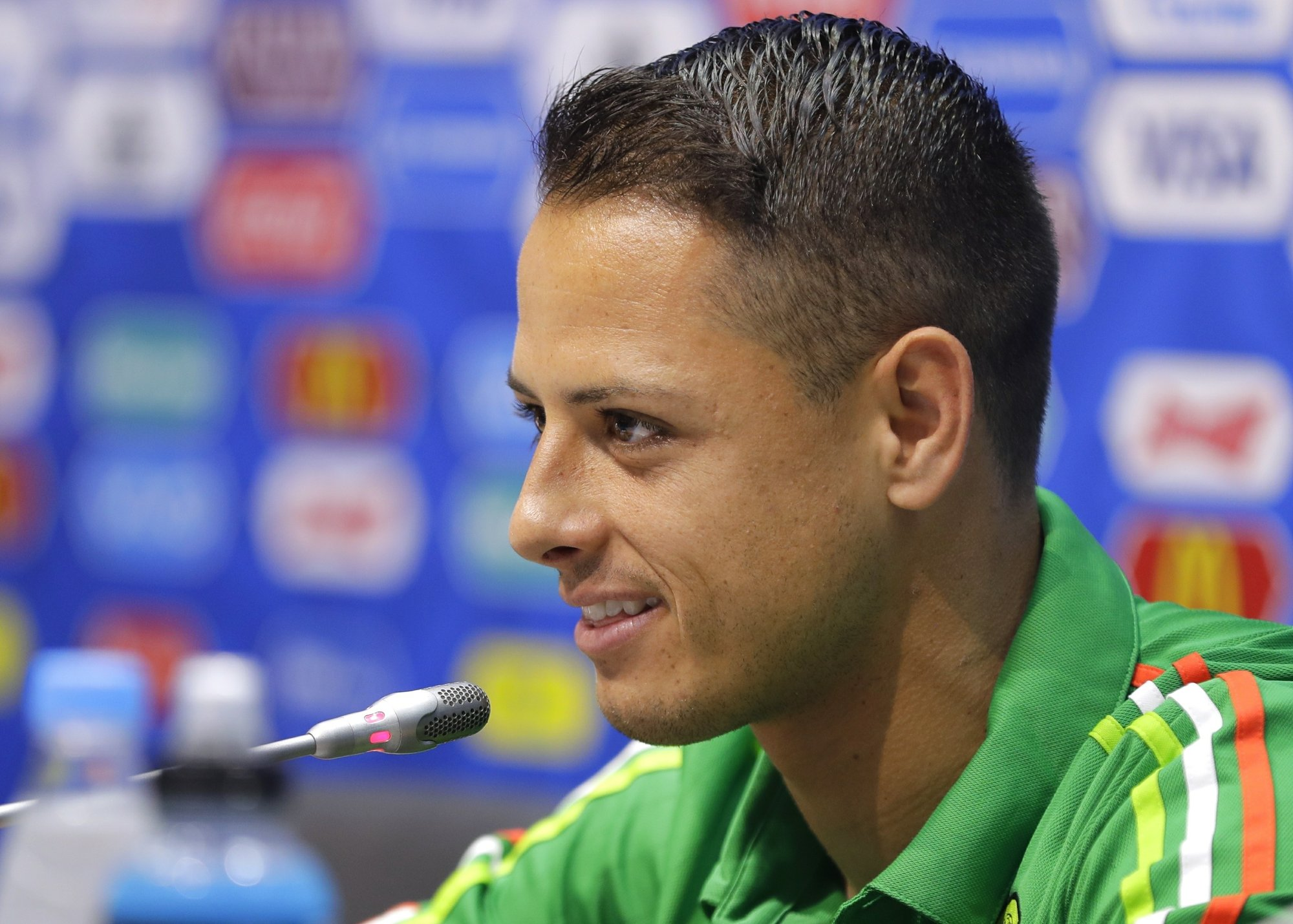 Sevilla signs Mexico striker Chicharito for 3 seasons