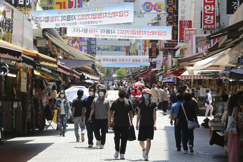 Asia Today: S. Korean cases rise, Beijing outbreak stable thumbnail