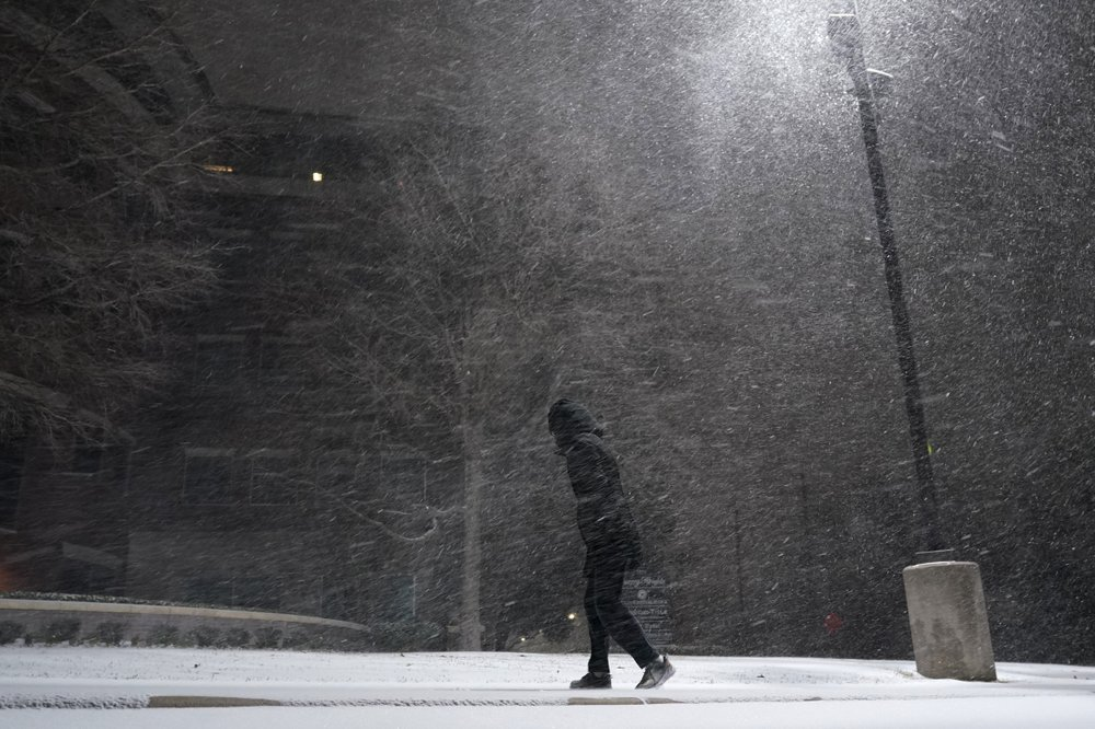 Two People Dead as Subfreezing Temperatures Sweep Across Texas