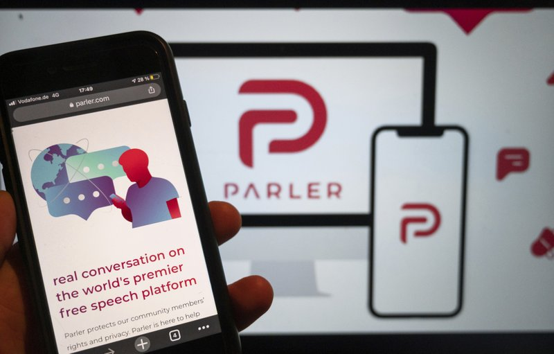 Right-wing friendly social network Parler announces re-launch