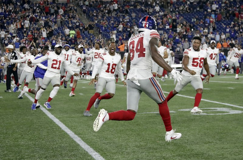 What does undefeated preseason mean for Shurmur and Giants?