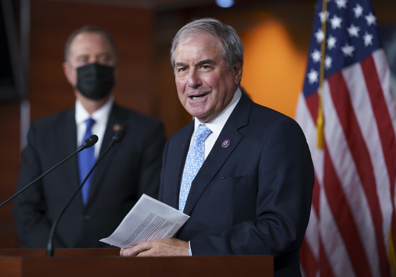 Panel OKs Dems' $3.5T bill, crunch time for Biden agenda - Associated Press