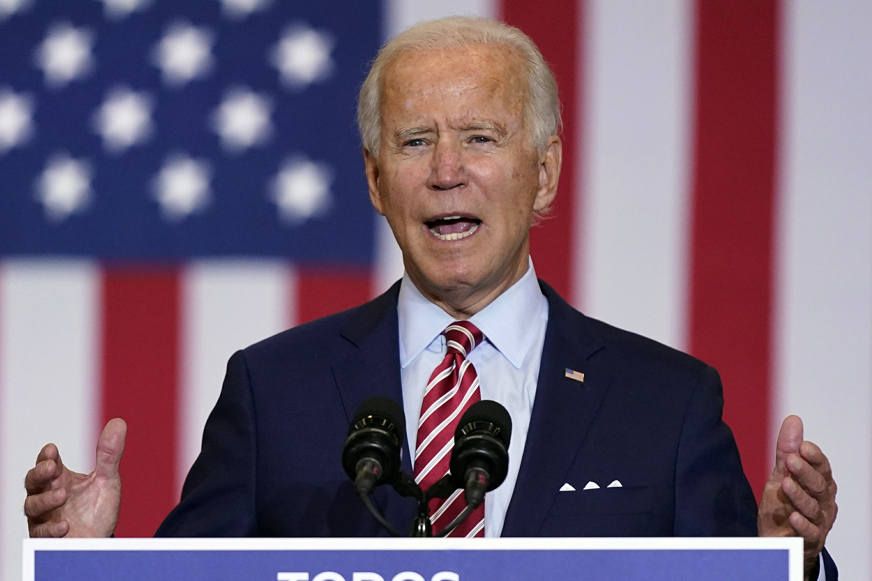 Biden would push for less US reliance on nukes for defense
