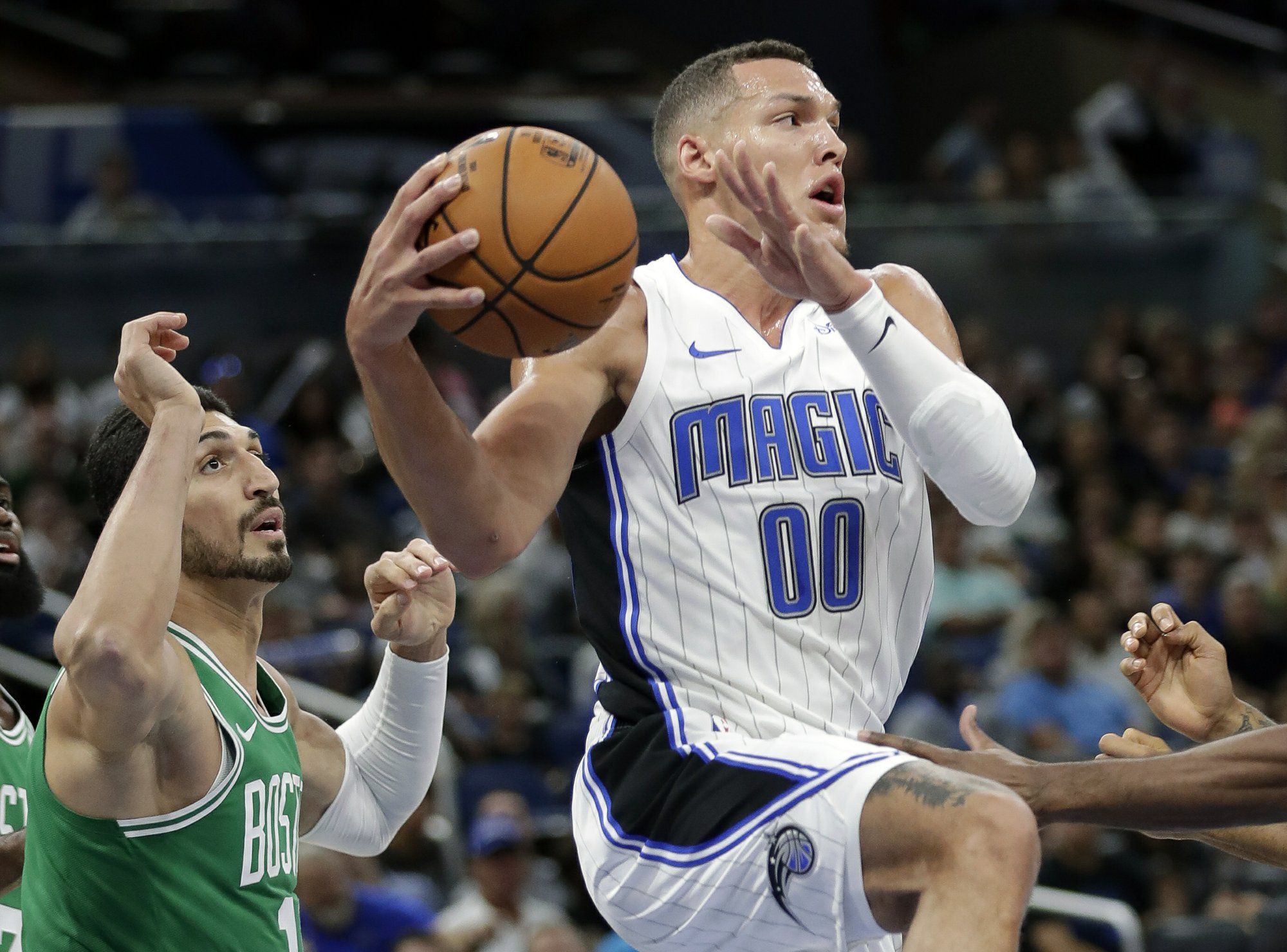 In Orlando, everyone's back and expectations are high