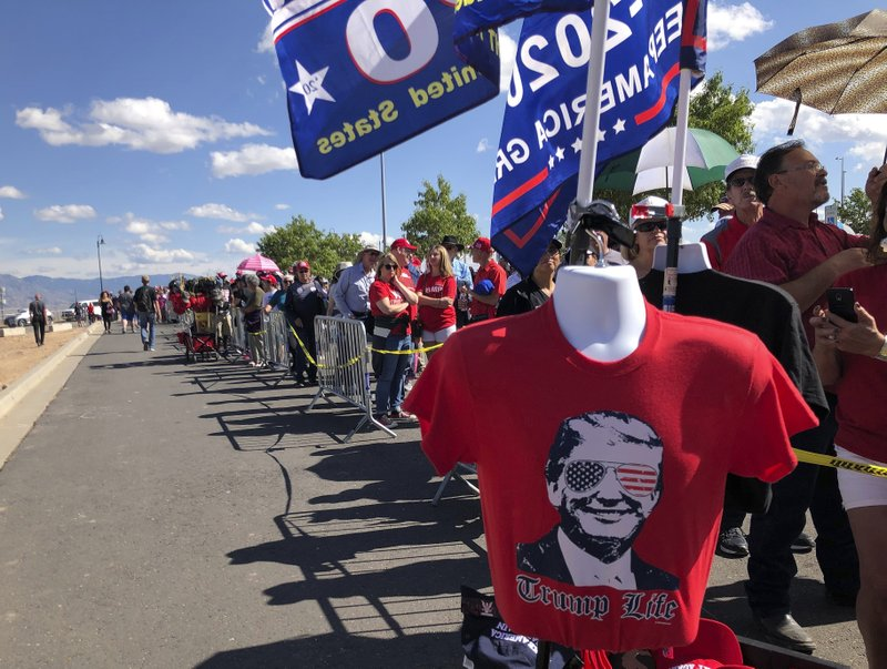New Mexico Elections 2020.Trump Vows To Win Most Hispanic State In 2020 At Rally