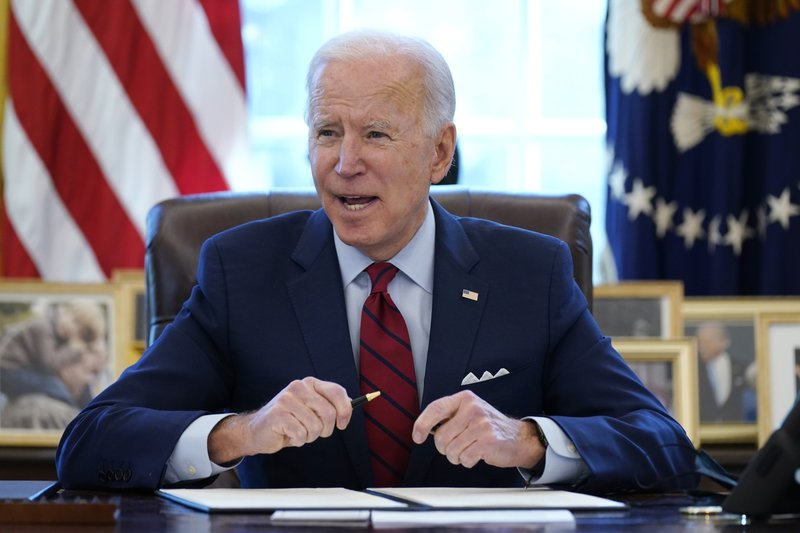 Is Biden committed  to minimum wage hike?