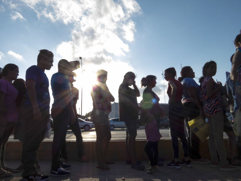 Court halts Trump asylum policy, then suspends its own order