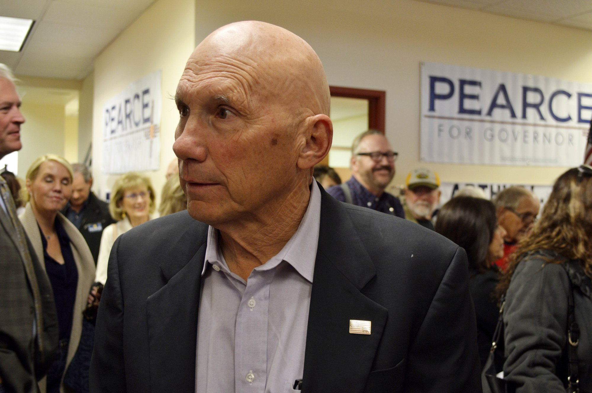 Republican businessman to run for US Senate in New Mexico
