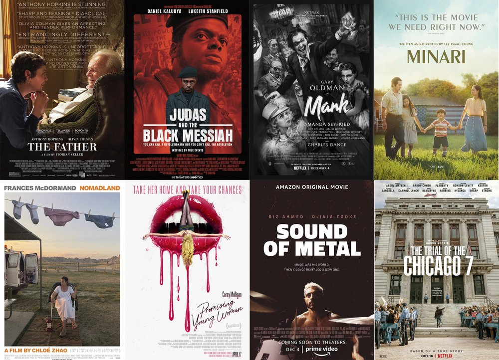 Where can I best stream the best-picture Oscar nominees?