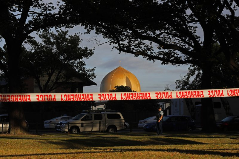 Report Finds Lapses Ahead Of New Zealand Mosque Attack