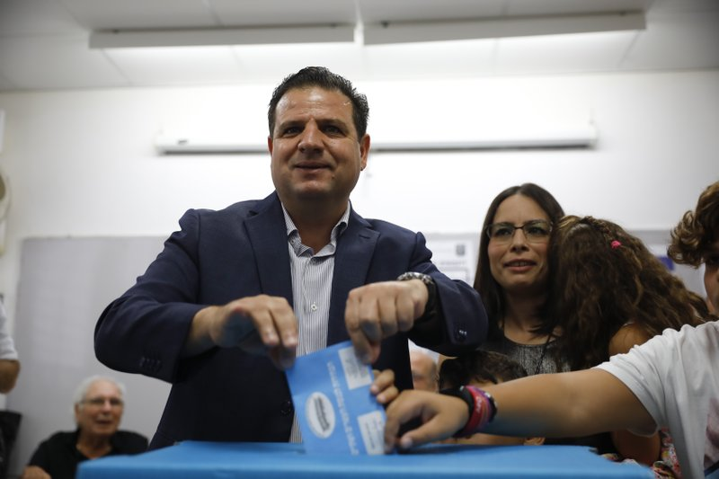 Disaffection prompted the lowest voter turnout in years among Arab Israelis.
