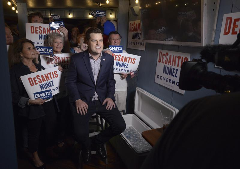 Further investigation into Rep. Matt Gaetz's sex trafficking; scrutinizing his connections to  medical marijuana sector
