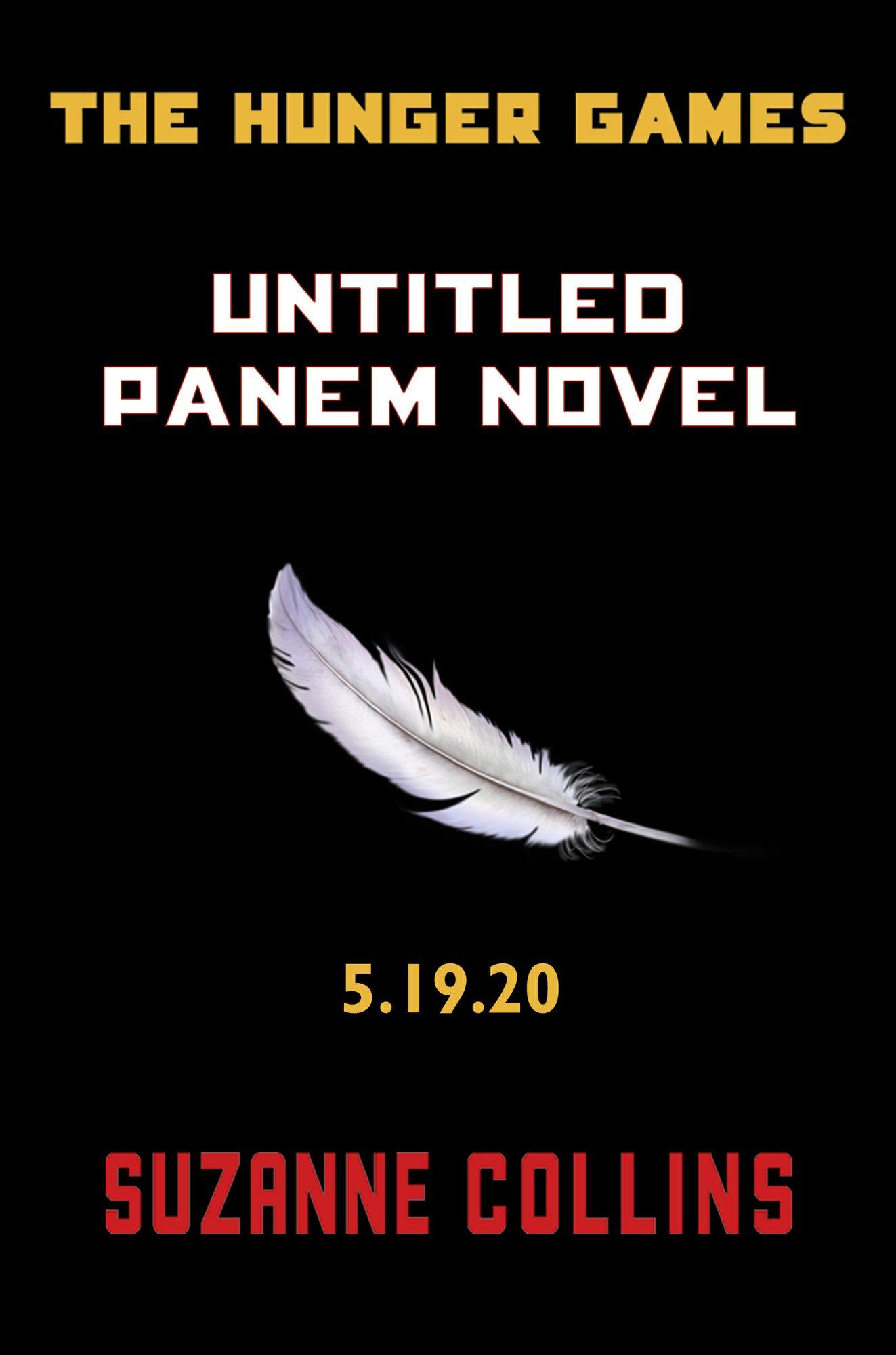 APNewsBreak: 'Hunger Games' prequel novel coming in 2020