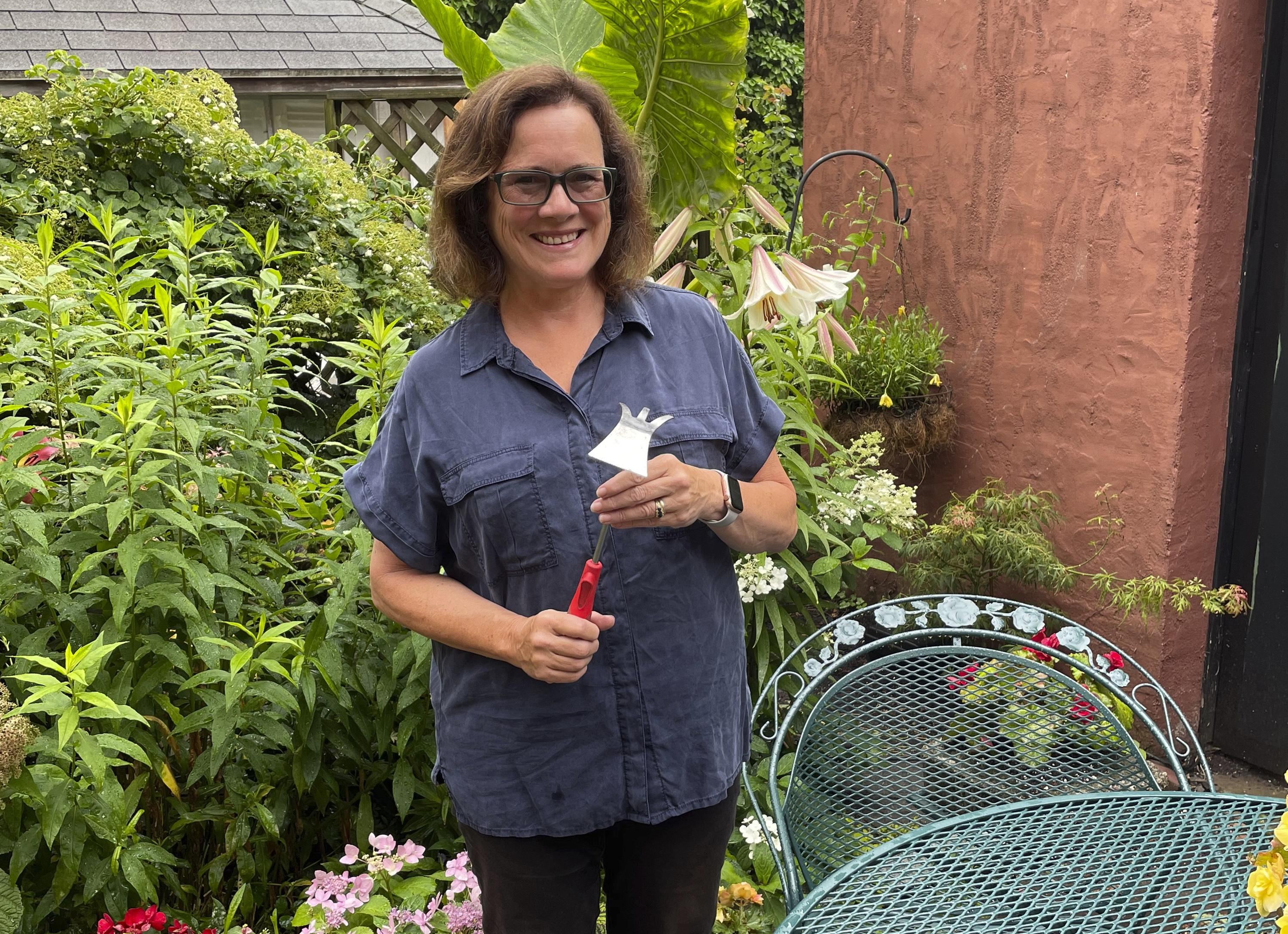 Moderating a Facebook gardening group in western New York is not without challenges. There are complaints of wooly bugs, inclement weather and the nov