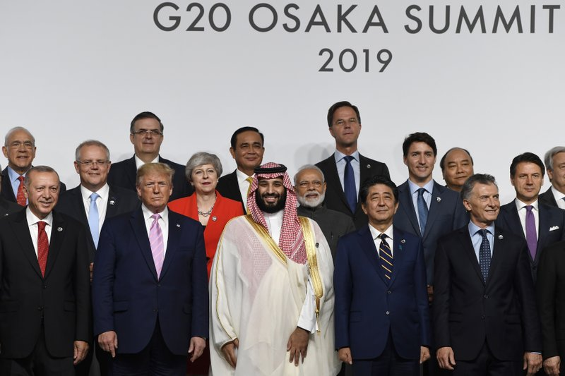 Image result for photos of 2019 summit of world leaders
