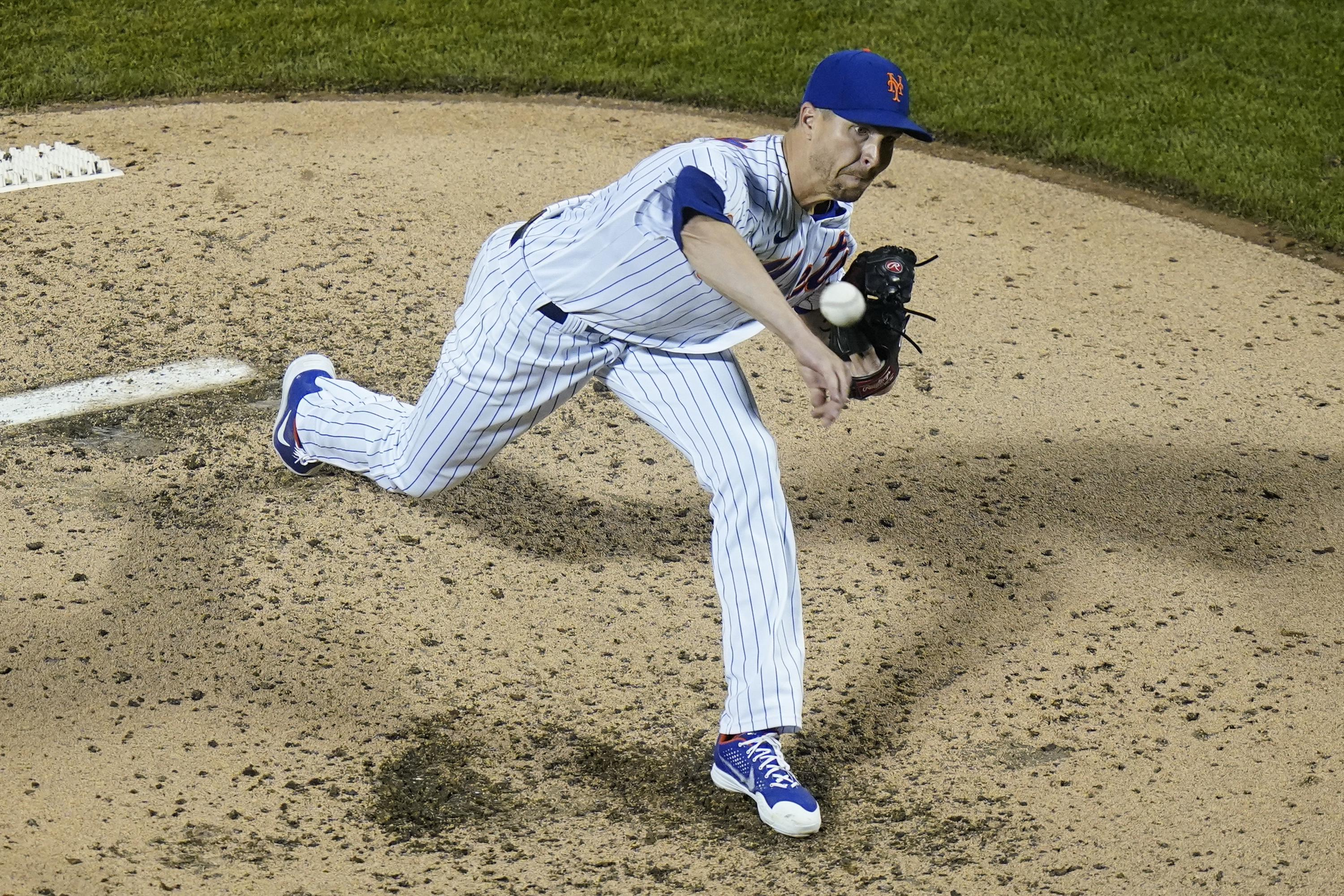 LEADING OFF: DeGrom returns from rest, Ynoa's 2-way threat