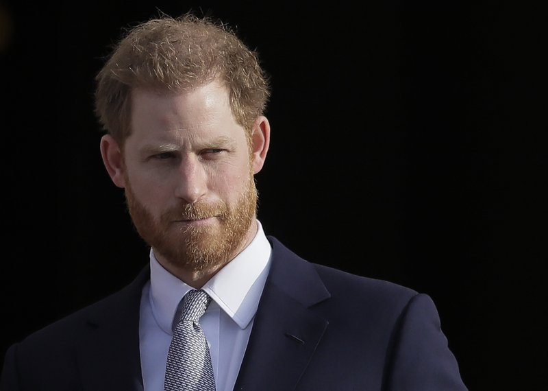Prince Harry joins BetterUp Inc. as employee coaching and mental health chief impact officer