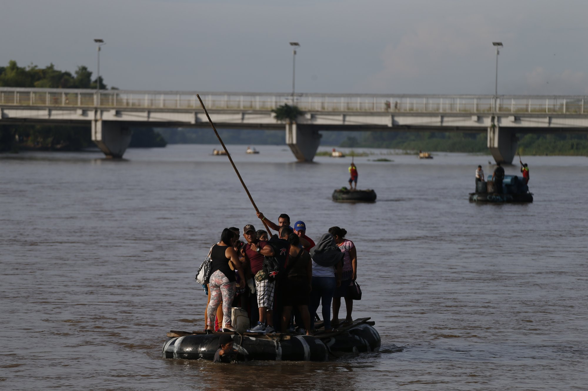 The Latest: Mexico migrant agency chief presents resignation