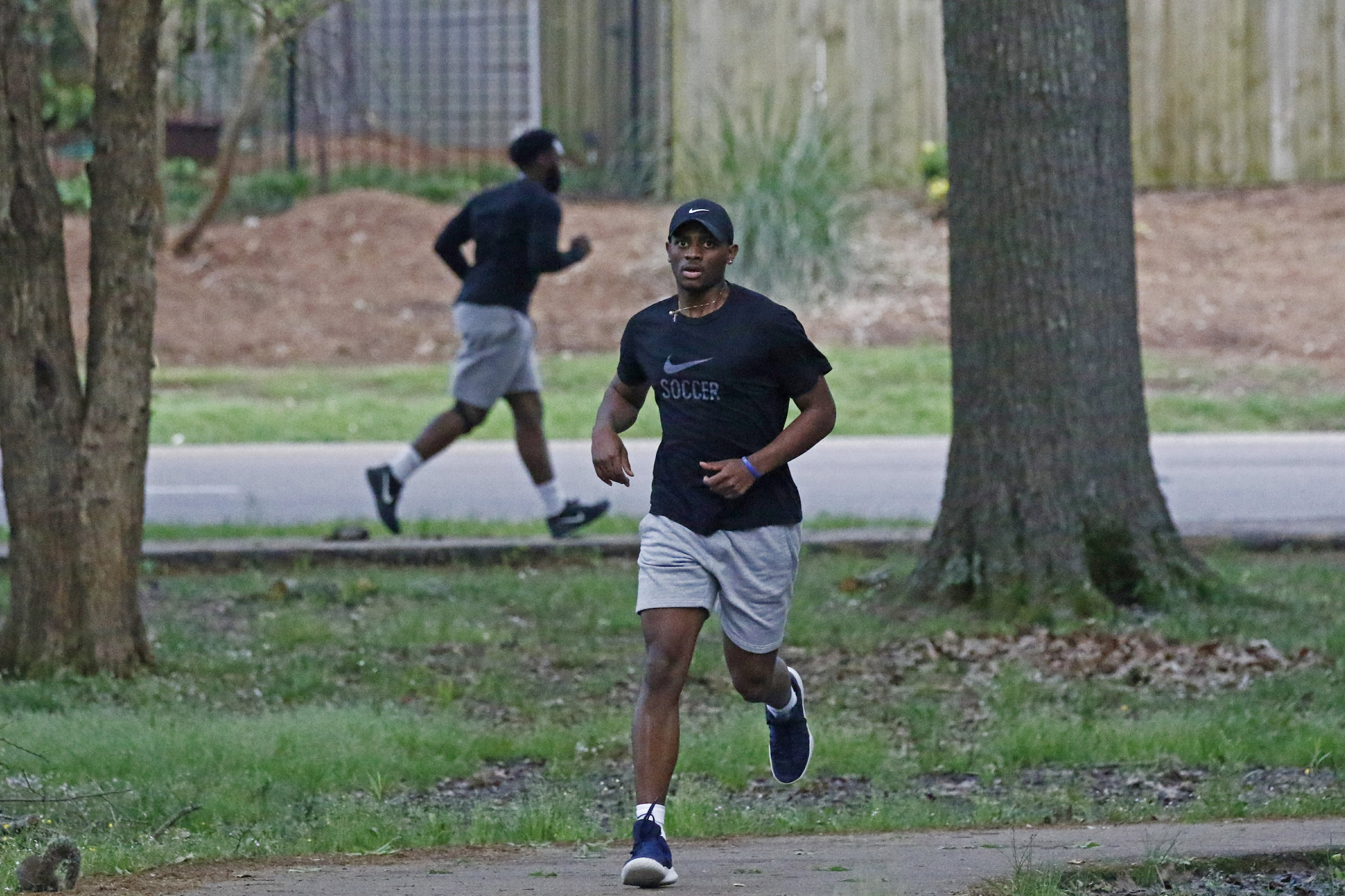 Runners still finding release on the road during coronavirus