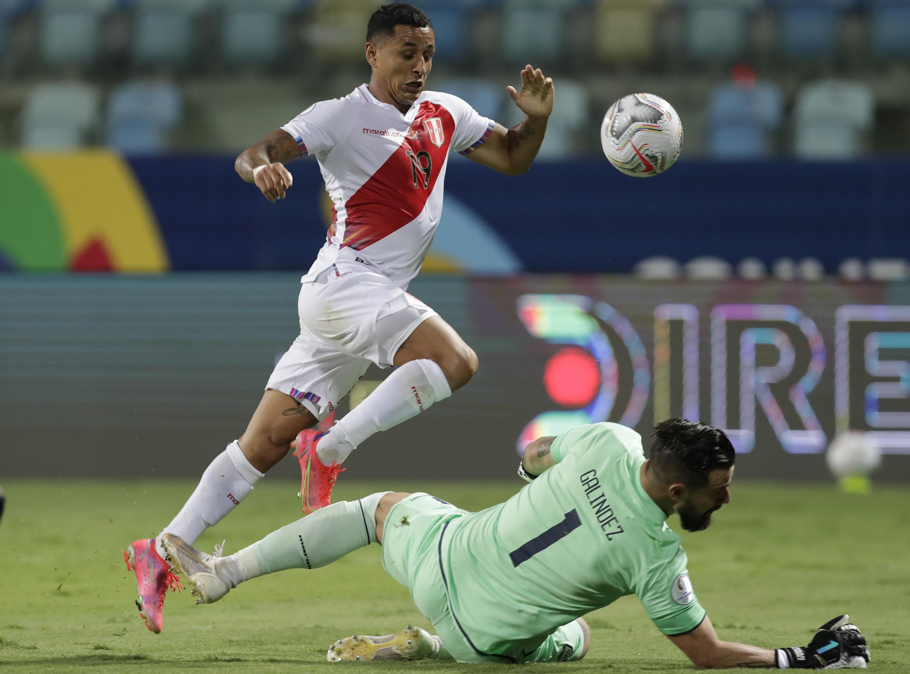 3 teams vying for 2 spots in Copa America quarterfinals