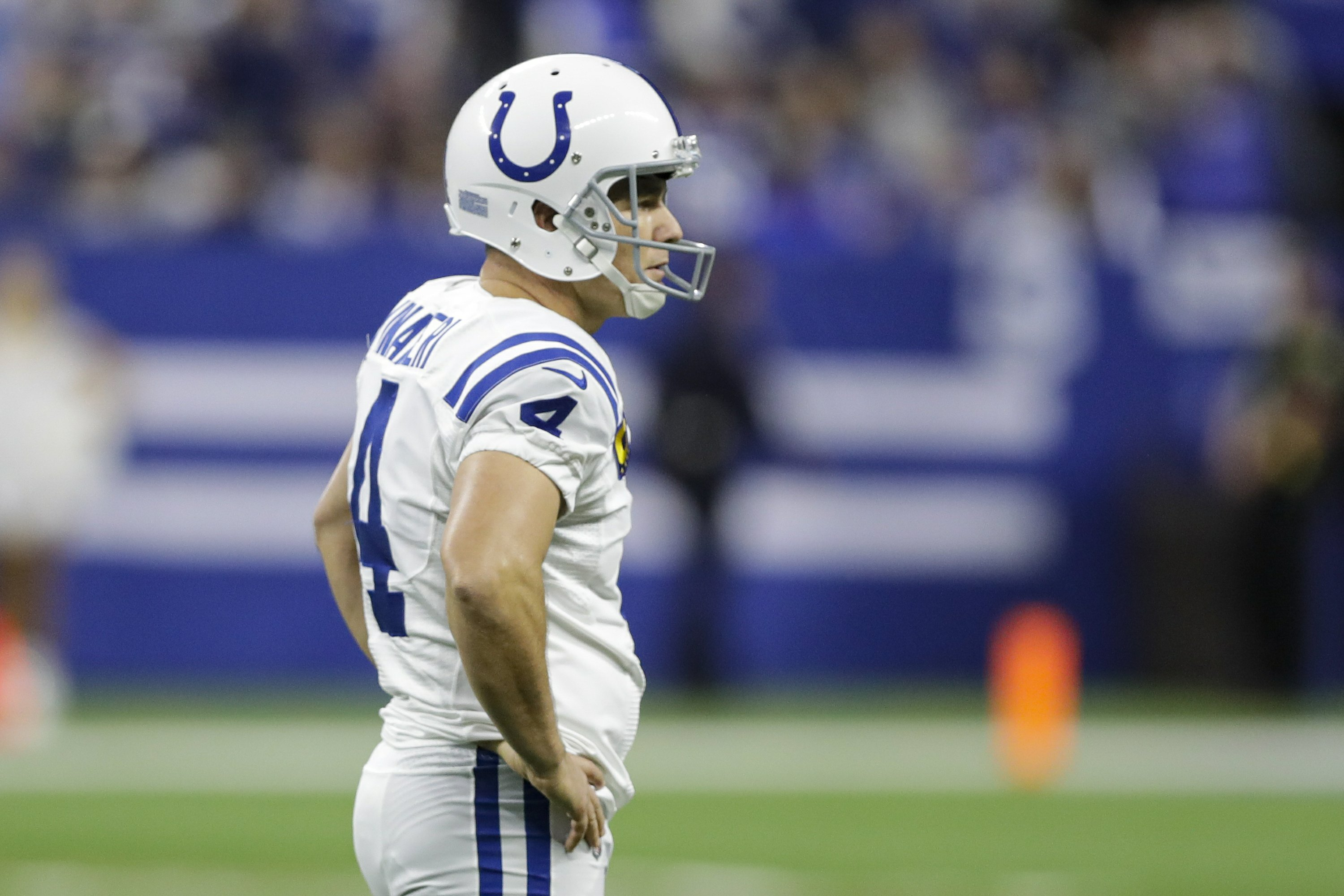 """Image result for Indianapolis Kicker Adam Vinatieri Believes Peyton Manning Will Play Next Year"""""""