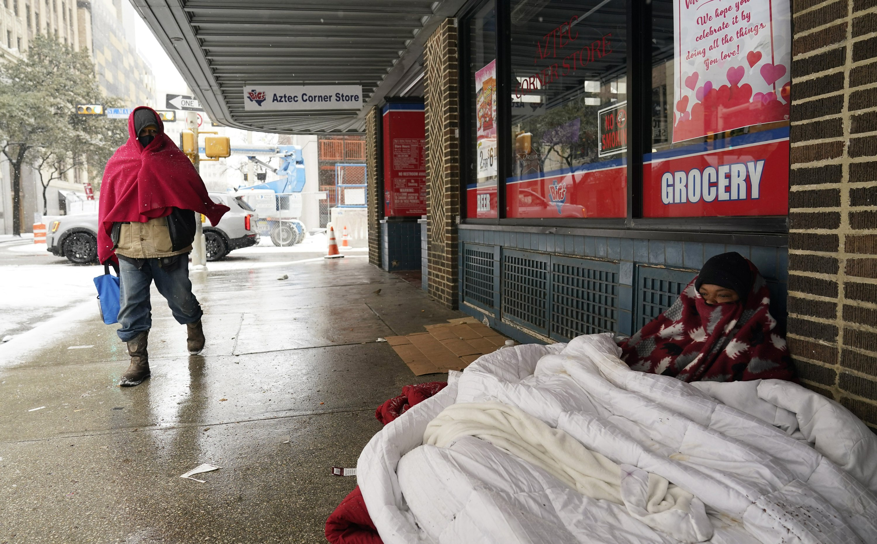 Power outages linger for millions as another icy storm looms
