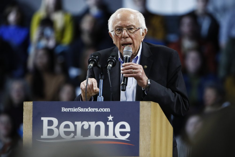 Sanders' appeal tested in moderate Virginia on Super Tuesday