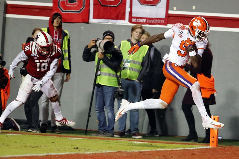 Clemson Looking For 26th Straight Win Against Wake Forest