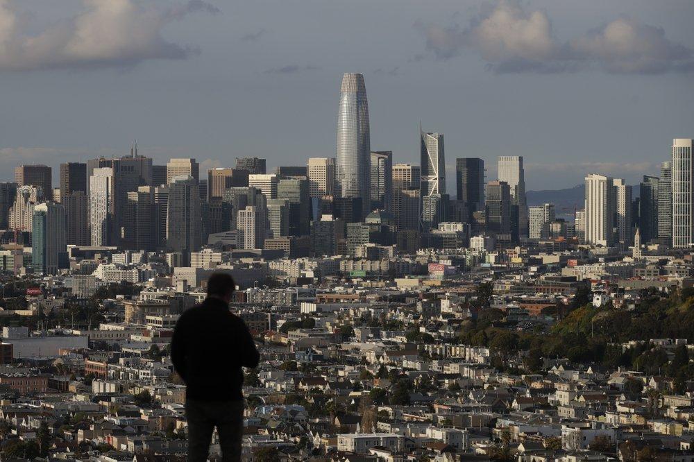 San Francisco area beomes a ghost town amid shutdown