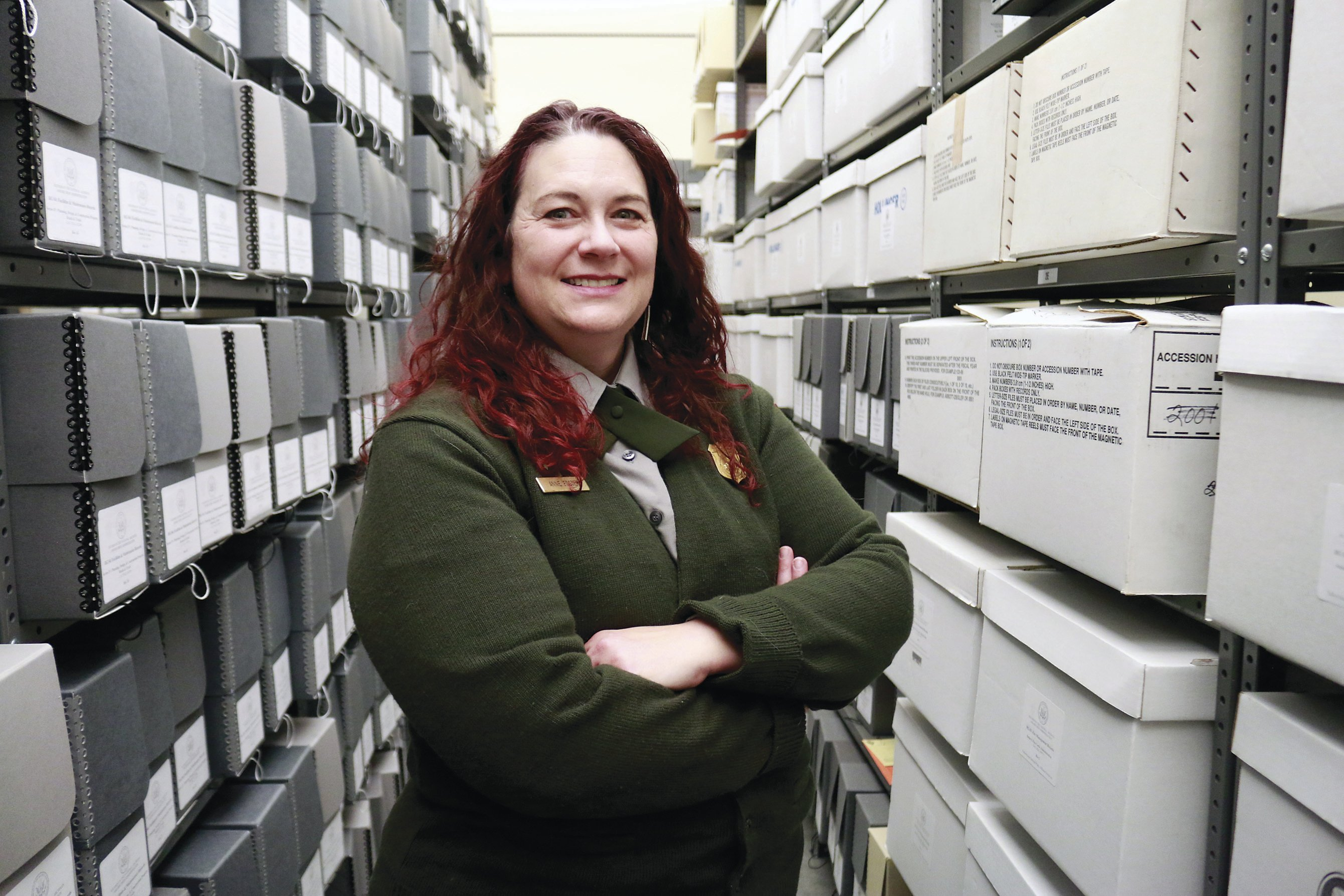 Archives tell Yellowstone's story with millions of records