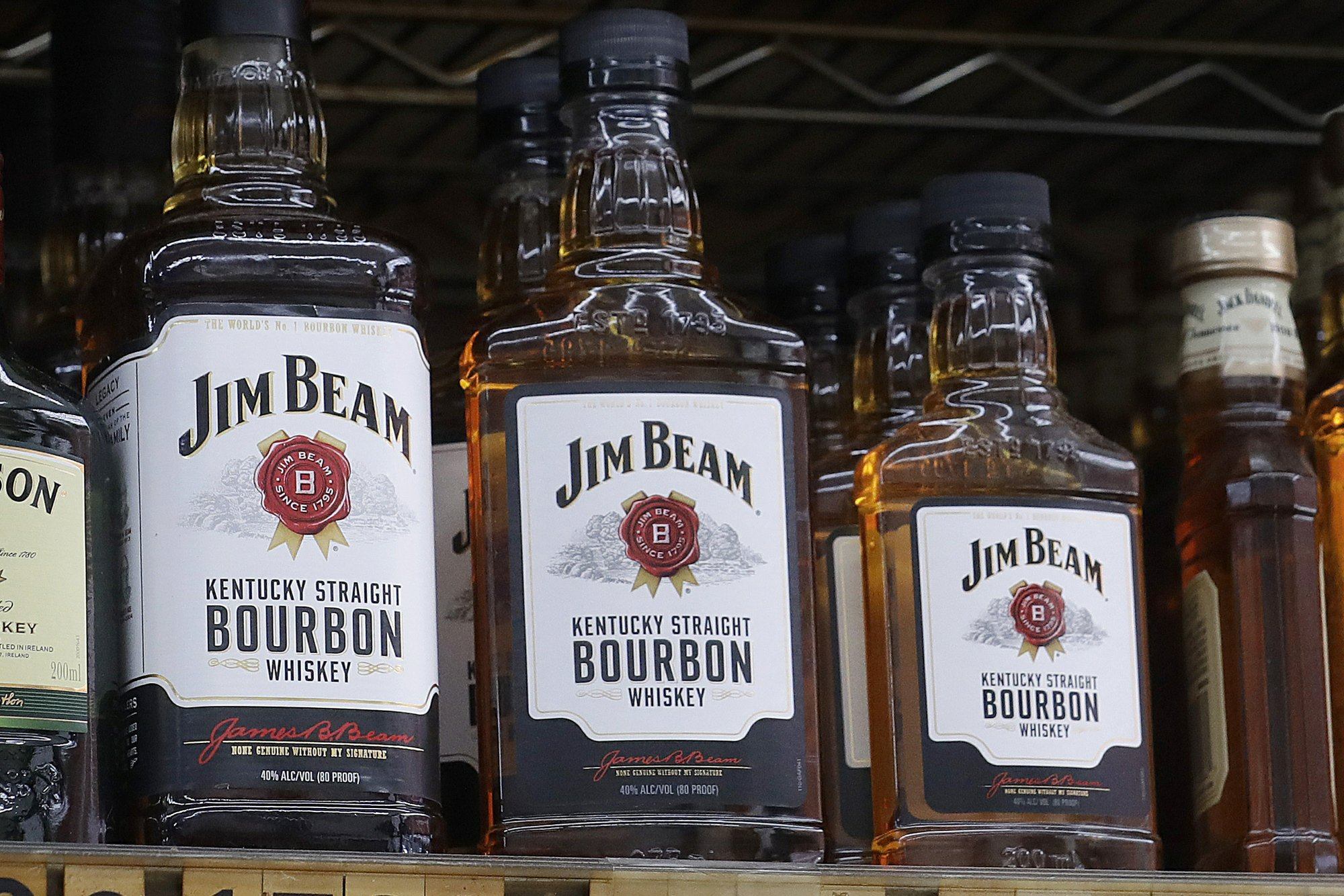 Beam Suntory building new craft distillery in Kentucky