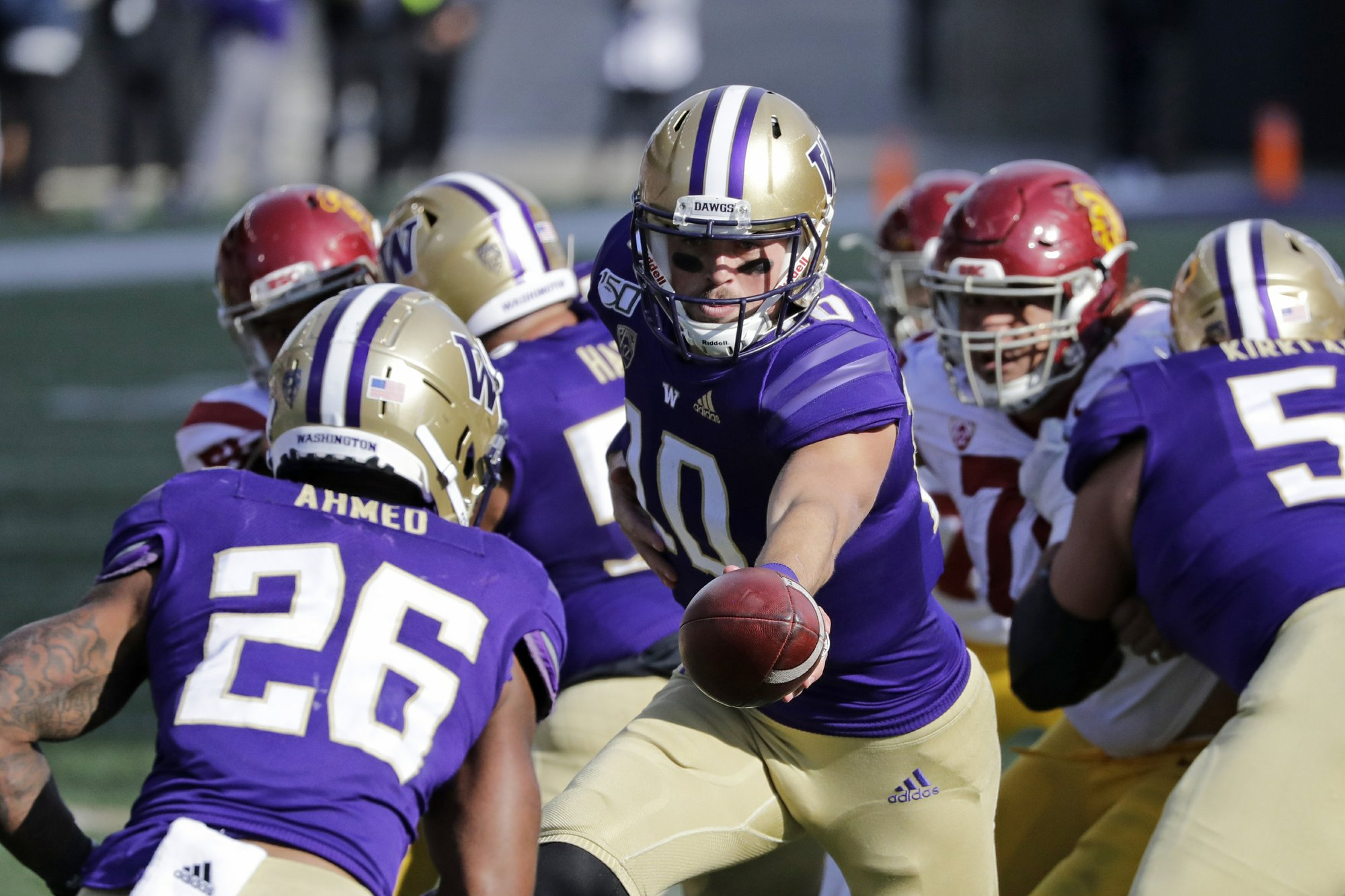 No. 15 Washington looks to end drought in Stanford