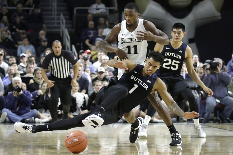 No 6 Butler Beats Providence 70 58 For 6th Straight Win
