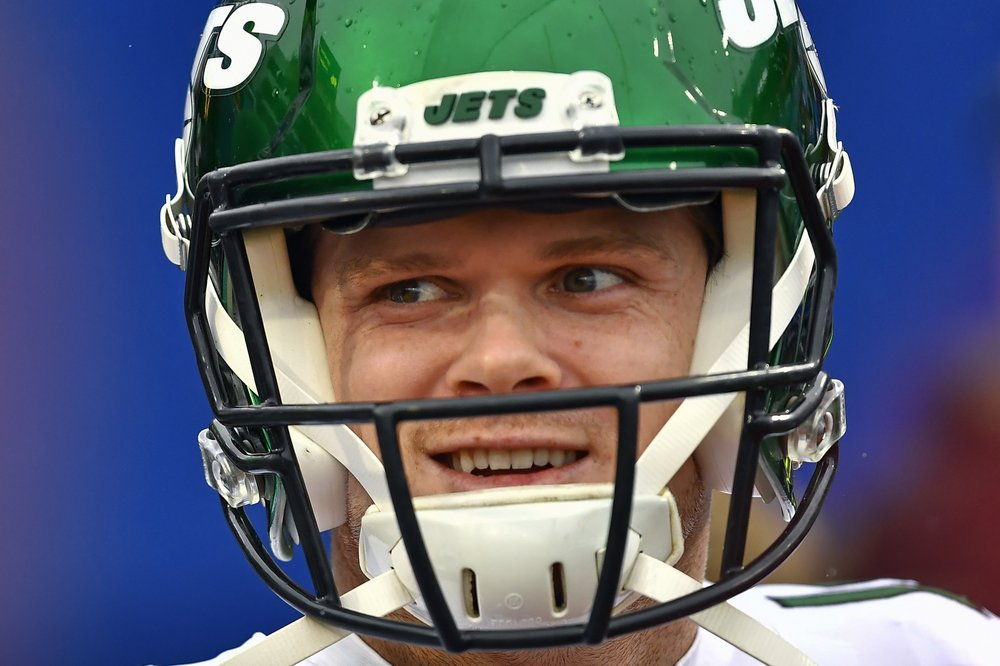 Jets' Sam Darnold is humble enough to recognize he has room for growth