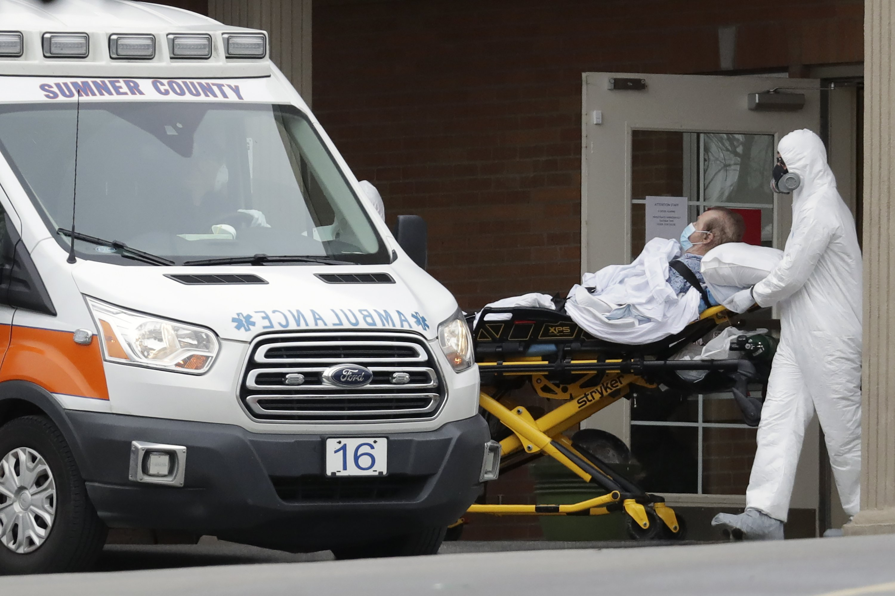 Nursing home infections, deaths surge amid lockdown measures