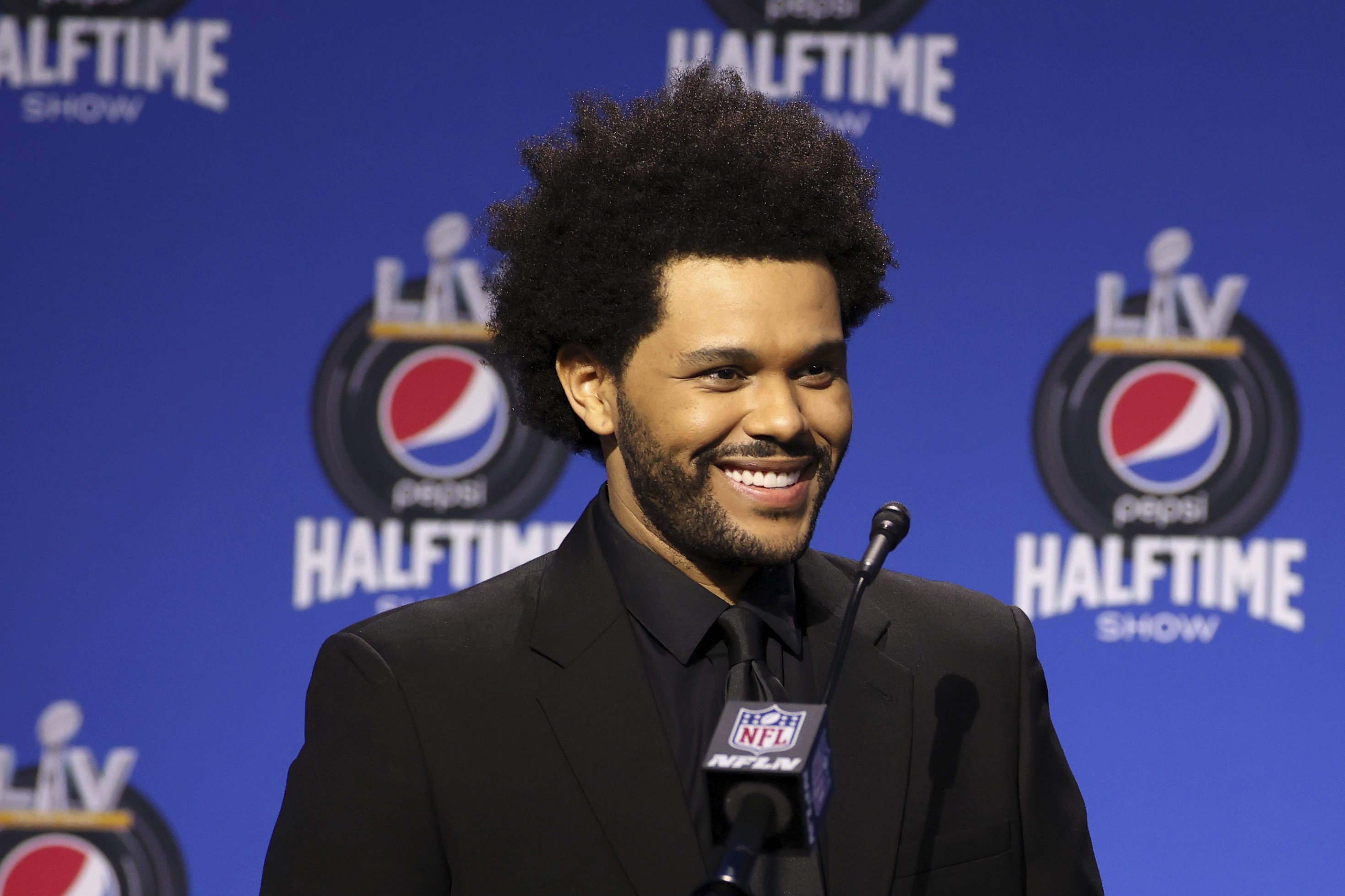 The Weeknd vows to tone it down for his Super Bowl show