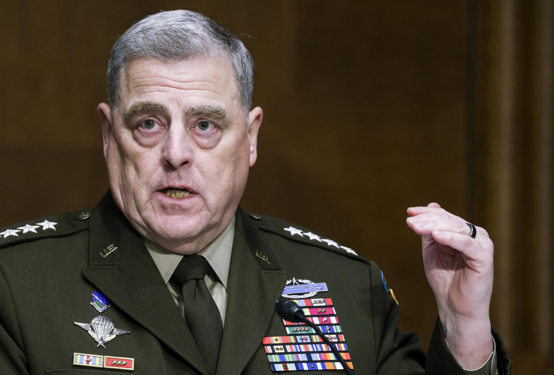 Pentagon leaders testily defend efforts on racism, extremism - Associated Press