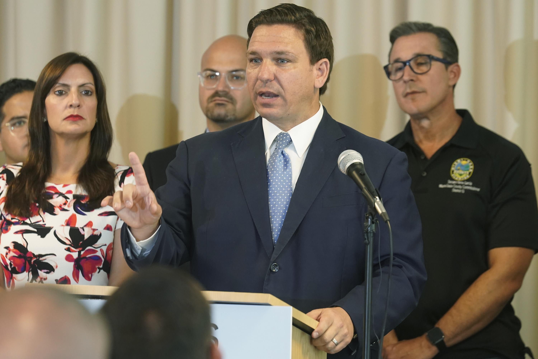 DeSantis top donor invests in COVID drug governor promotes
