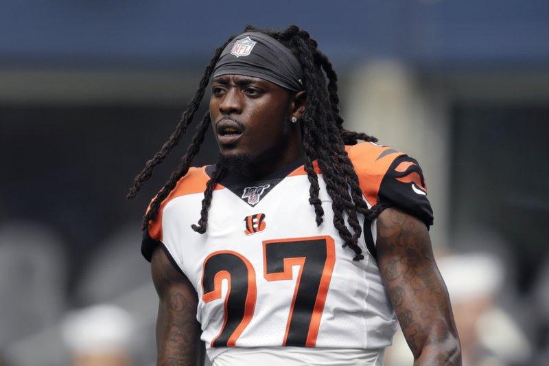 Bengals release Dre Kirkpatrick in defensive overhaul