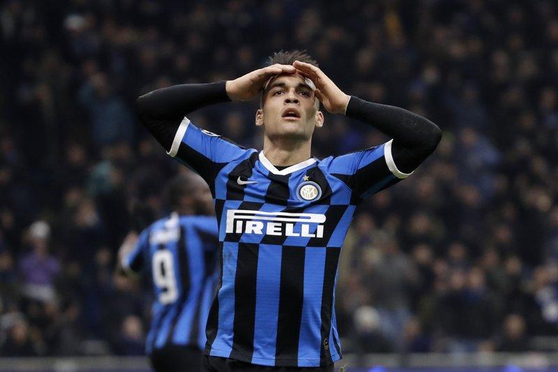 Martinez S Impressive Form Could Cost Inter Milan