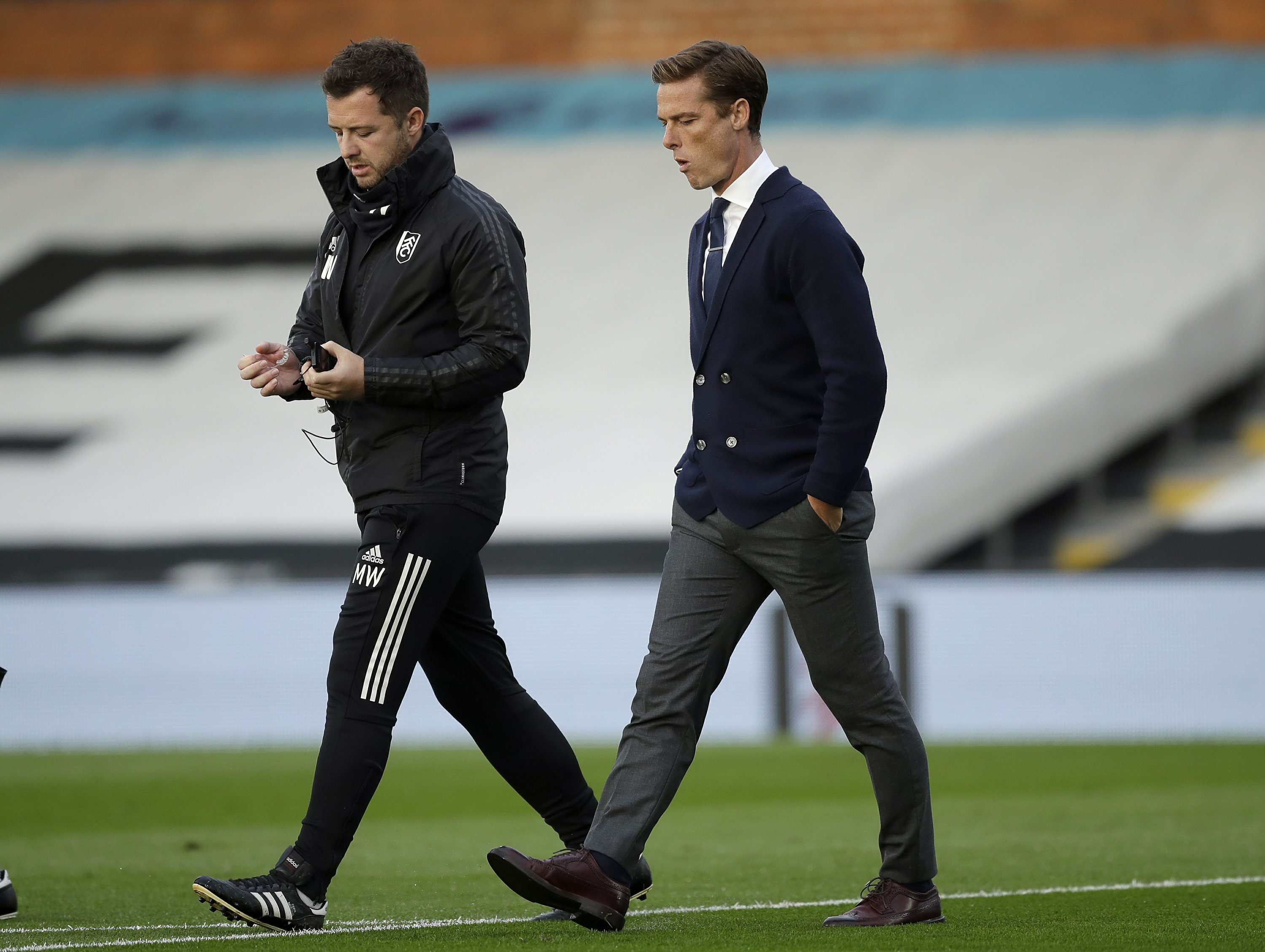 Parker Unhappy With Fulham Owner For Apologizing For Loss