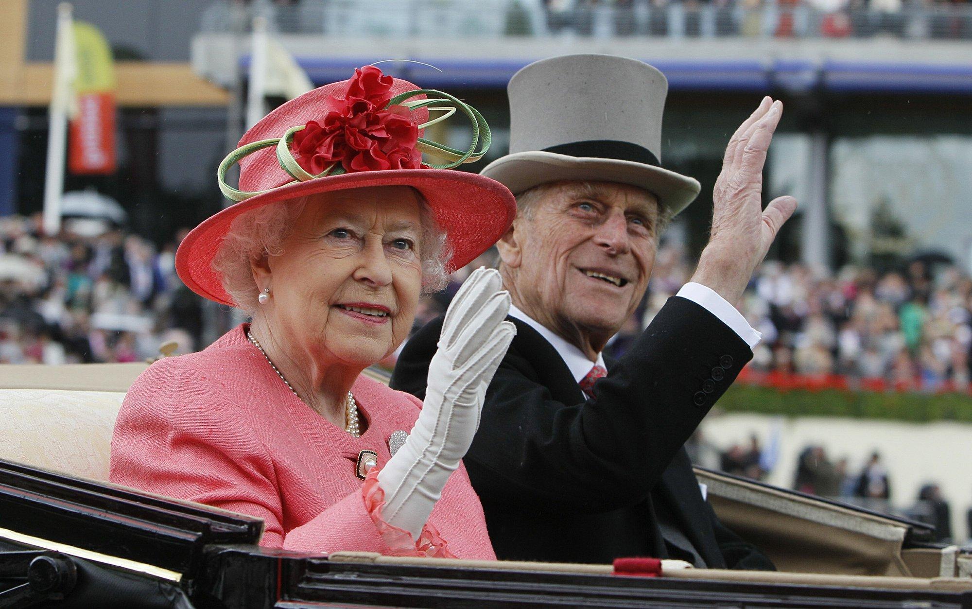 Prince Philip in royal spotlight